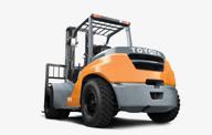 Toyota Gas-Diesel Stapler
