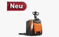 Elektro Niederhubwagen
