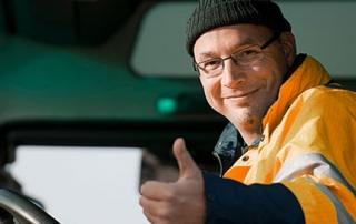 Transportfahrer Führerschein Klasse CE