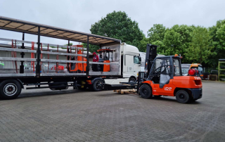 Volle Flottenpower für Jerich Logistics Tournai